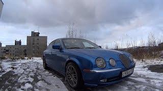Тест-Драйв Jaguar s-type 3.0 Кошечка Продана
