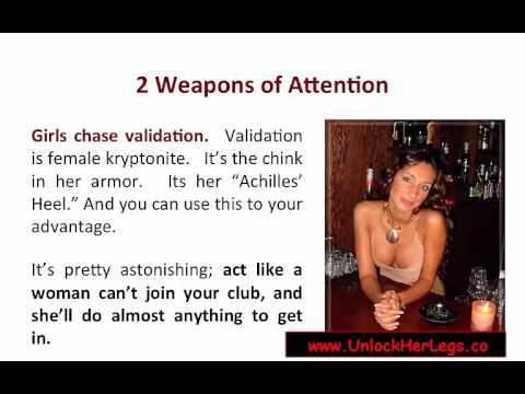 Unlock Her Legs - What Girls Chase - Bobby Rio