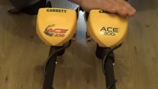 garrett ace 300i vs ace 250 on airtests please visit links in description