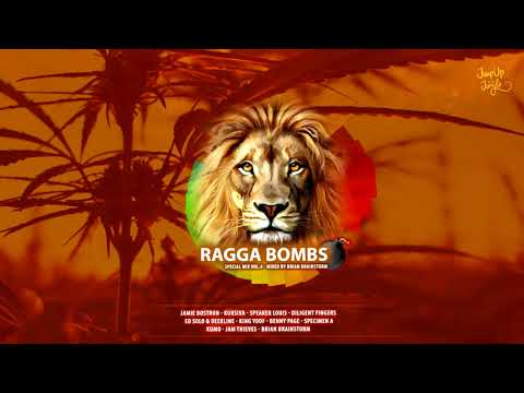 RAGGA BOMBS - Special Mix Vol.4 (Mixed By Brian Brainstorm)