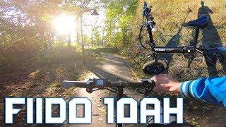 FIIDO D1 10AH Folding Electric Bike Moped Ebike Fast Overview