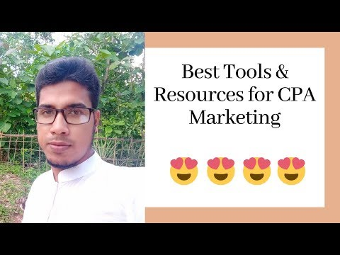 Best Tools and Resources For CPA Marketing - Bangla CPA Tutorial thumbnail