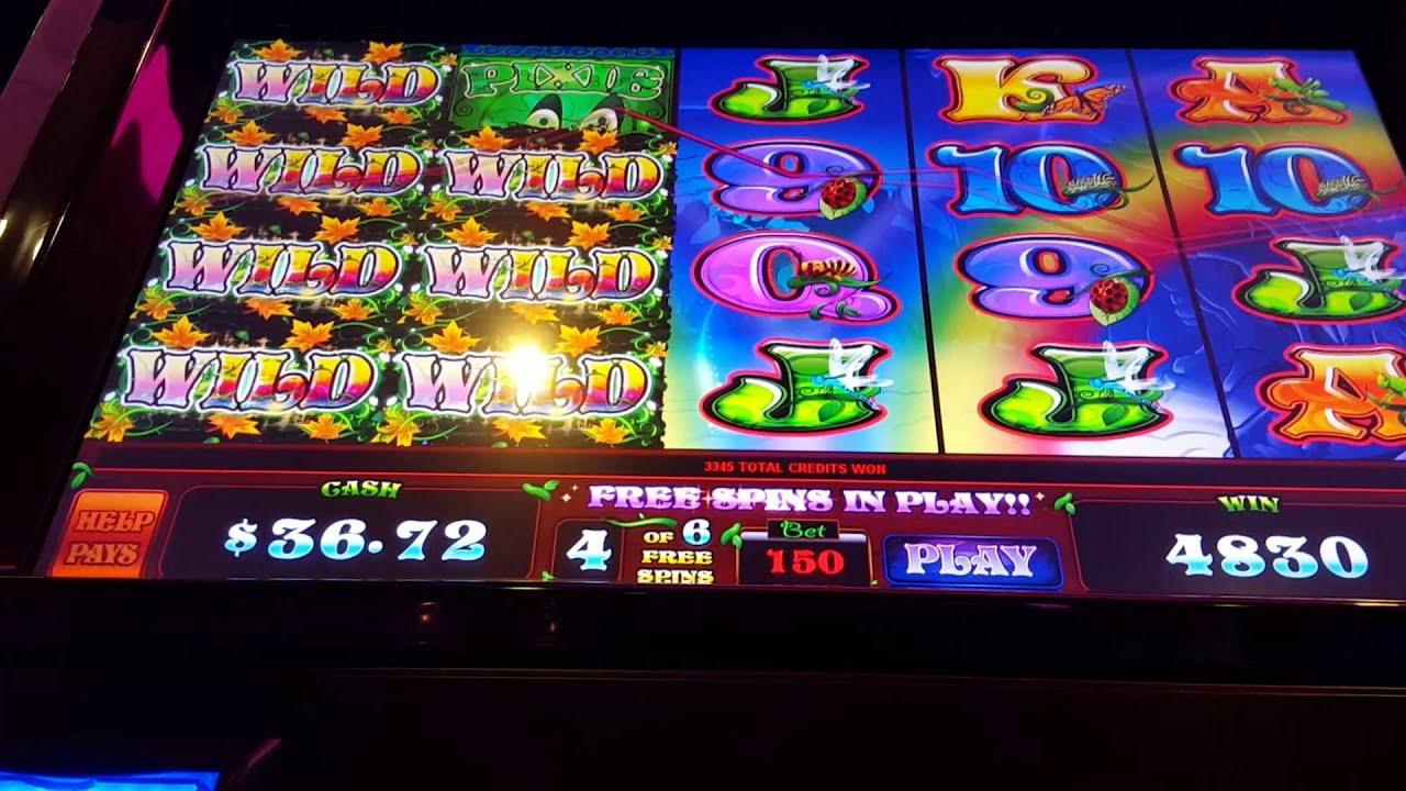 Wild Pixies Slot Machine Online Free