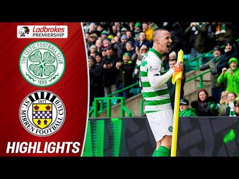Celtic 5-0 St Mirren   Griffiths Hat-trick Helps Celtic Extend Lead   Ladbrokes Premiership