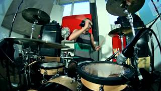 "Drum Cover ""Blink-182 - Up All Night"" By Otto From MadCraft"