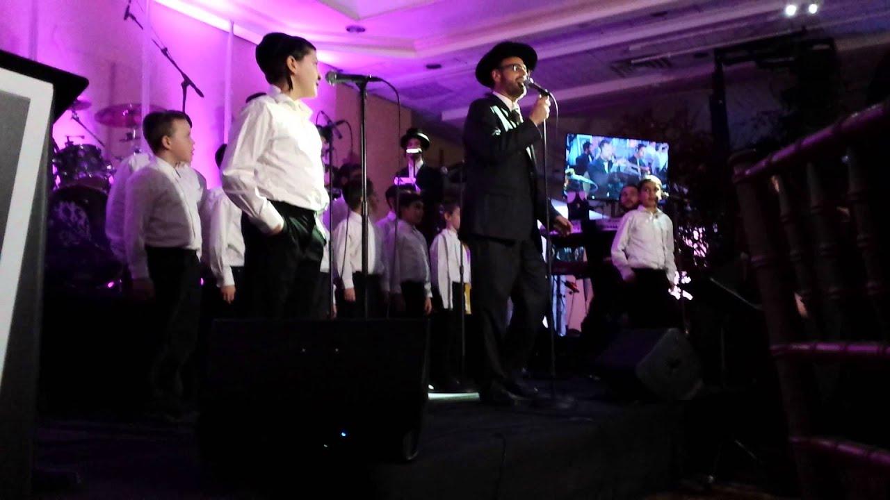 Ateres Tzvi Boys Choir Baruch Haba Ft Yeedle