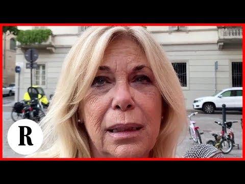 """Download Rita dalla Chiesa a Parma: """"Dopo 30 anni sono tornata da mamma e papà"""""""