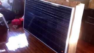 36v 300w Poly Solar Panels