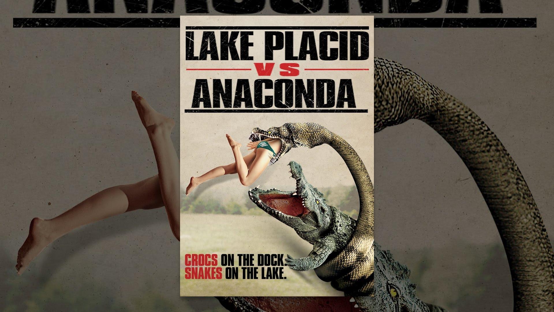 Download Lake Placid Vs. Anaconda