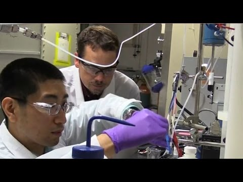 Scientific breakthrough: Turning CO2 into Ethanol