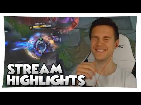 Nachwuchs im Hause Sola - Stream Highlights