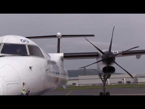 UK Airports Safety Week at Belfast City Airport