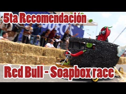 RedBull SOAPBOX Race México - gsrecomiendan