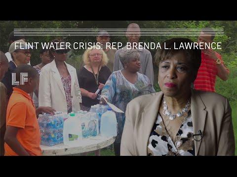 Flint Water Crisis - with Rep. Brenda L. Lawrence, D-MI