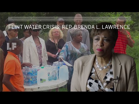 Flint Water Crisis - with Rep. Brenda L. Lawrence, D-MI