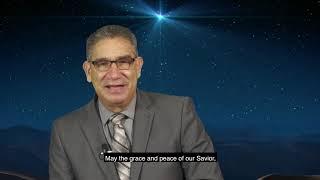 Navidad 2020 - Felicitaciones de parte del Obispo William Hernández