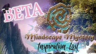 BETA DEMO - Mindscape Mysteries: Inspiration Lost