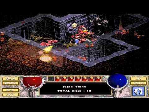 Diablo Hellfire Monk Playthrough Part 15 Of 16 Youtube