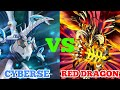 CYBERSE VS RED DRAGON LVE DUEL CRAZY FUNNY