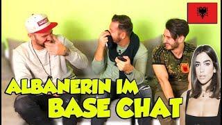 ALBANERIN IM BASECHAT!!! 😂 | Telefonprank #9