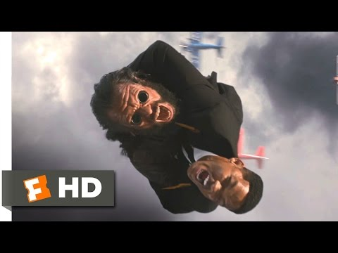 Men in Black 3 - That's Not Possible Scene (8/10) | Movieclips