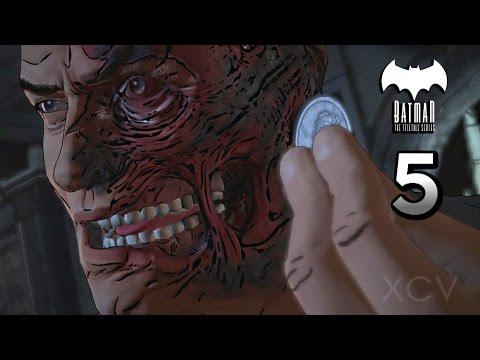 BATMAN: The Telltale Series · FULL Episode 5: 'City of Light' Gameplay Walkthrough + ENDING