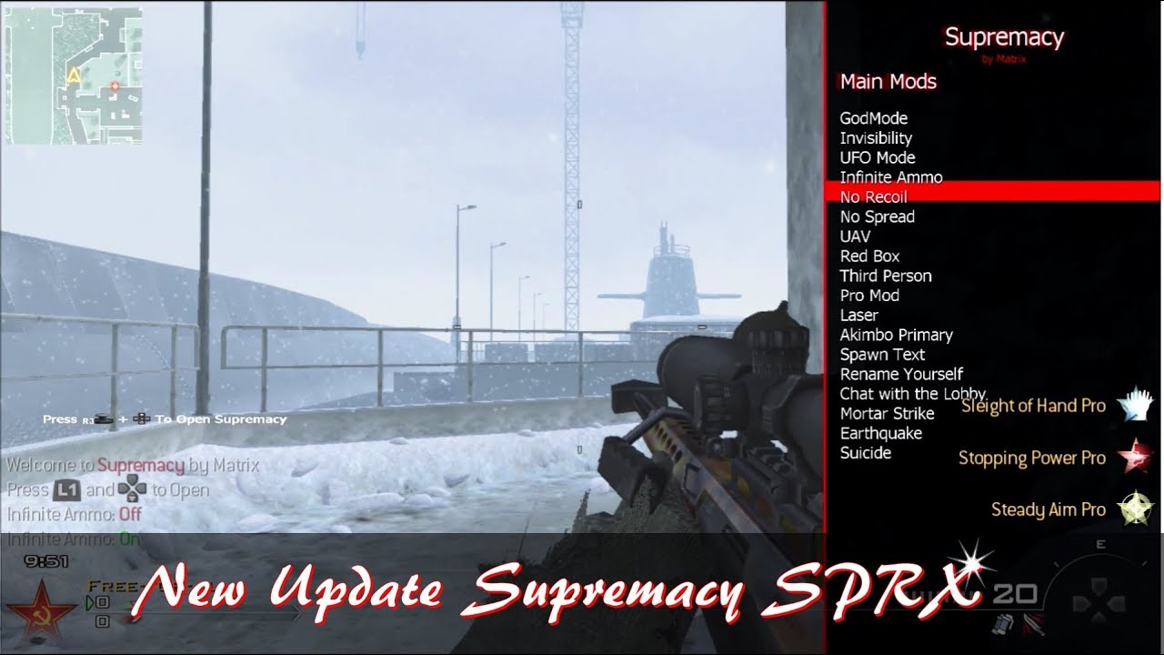 Mw2 Supremacy Cracked Ps3