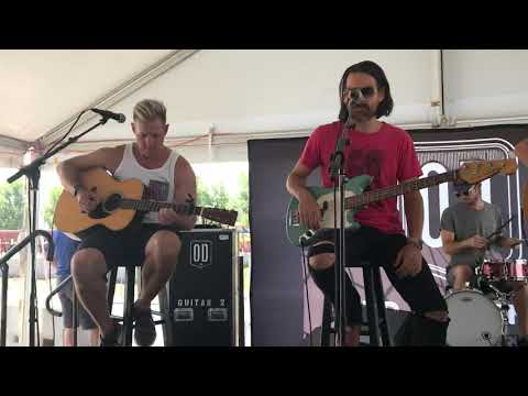 Old Dominion Be With Me acoustic Ford...