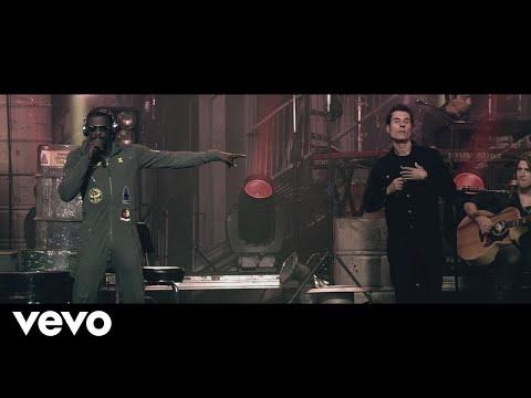 Capital Inicial - Belos e Malditos (Ao Vivo) ft. Seu Jorge