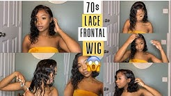 WATCH ME STYLE THIS 70$ FRONTAL WIG   FT. AMAZON NADULA HAIR