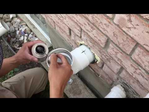 Radon Mitigation System - DIY