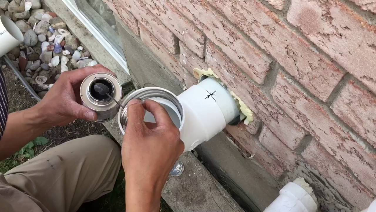 Radon mitigation system diy youtube solutioingenieria