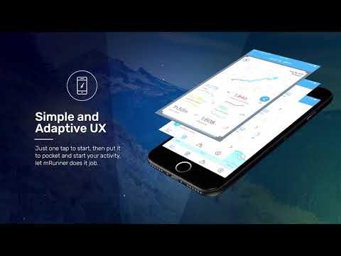 mRunner - Cycling & Running Tracker with GPS