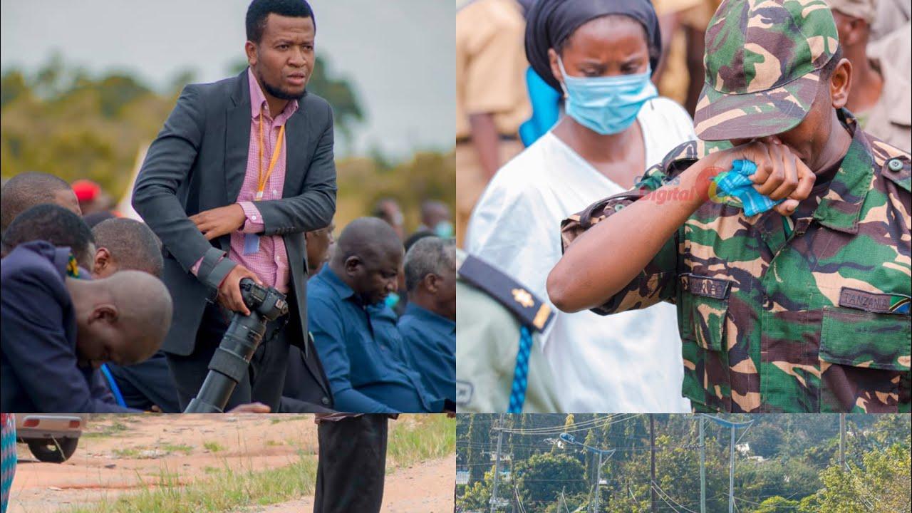 Download Usiyoyajua/Stori nyuma ya Picha 10 zilizopigwa wakati wa msiba wa Hayati Rais Magufuli