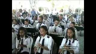 Repeat youtube video Banda de Música Santa Cecília - Carmópolis de Minas