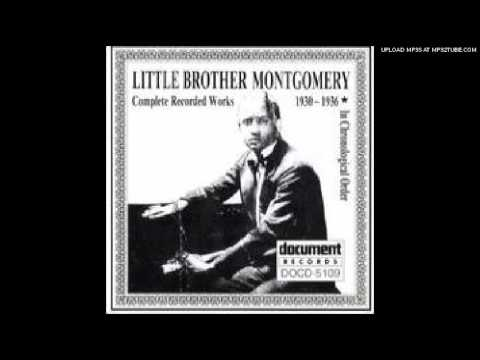 Little Brother Montgomery - First Time I Met The Blues