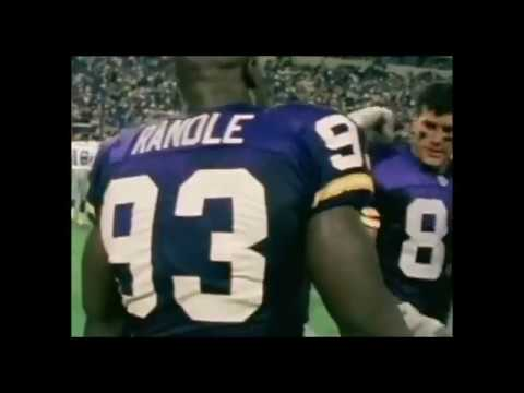 John Randle trash talk