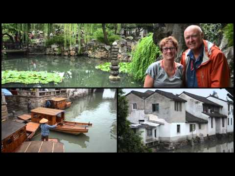 2012 China Tour part 3  - Suzhou