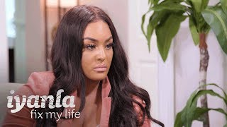 "Iyanla Says Brandi Maxiell Is Making a ""Fatal Mistake"" with Her Son 