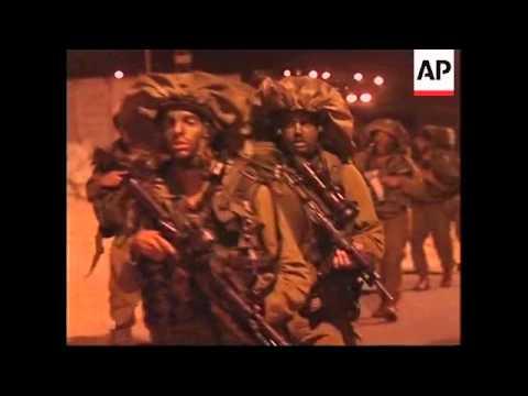 Hundreds Of Israeli Troops Cross Border Into Lebanon