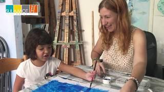Что такое АРТ-ТЕРAПИЯ  в коррекционно-развивающей программе ребёнка с РАС?