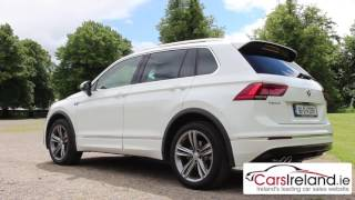 New Tiguan Review from CarsIreland's Sinead McCann