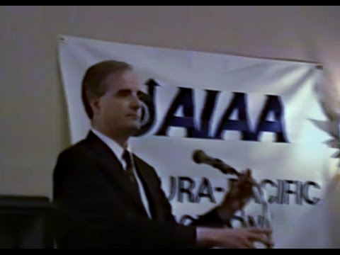 SSI Classic: Gregg Maryniak at AIAA 1992 (part one)