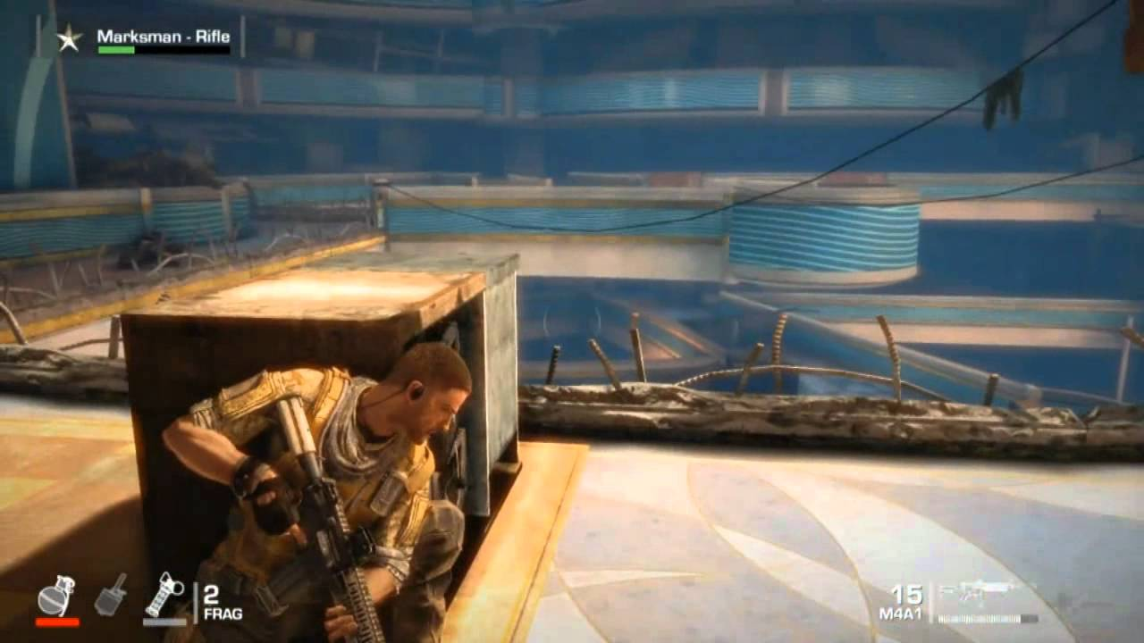 Lets Play:Spec Ops:The Line Episode 1PT2(By dima0301)