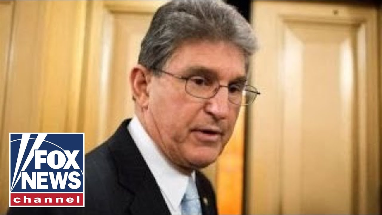 Joe Manchin hints he could support Trump in 2020