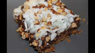 Making Magic Cookie Bars - Eagle Brand Recipe