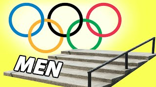 WHO ARE THE OLYMPIC SKATEBOARDERS OF 2021? MENS STREET