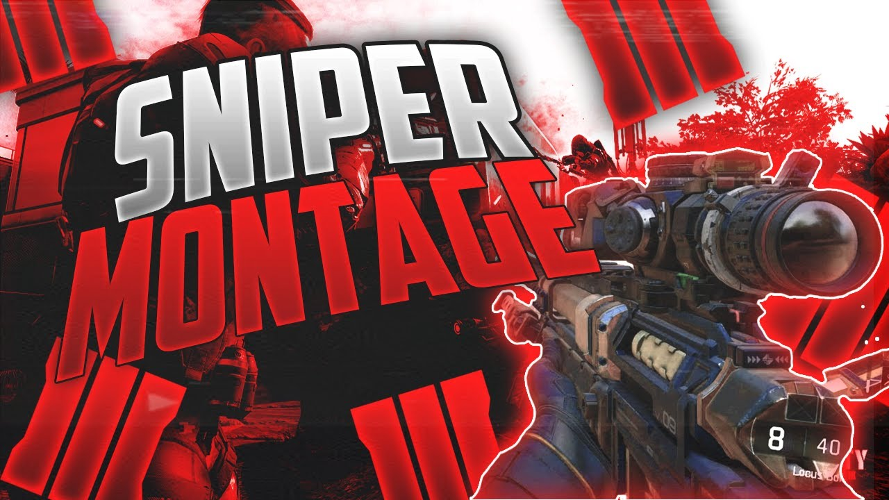 Black Ops 3 Sniper Montage Youtube