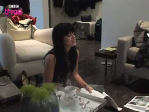 Lily's Vlog: Thursday - Lily Allen And Friends - BBC Three