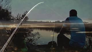 Рыбалка в Запорожье. Гранитный карьер. Осень 2019.